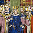 Coronation of Richard II image