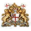 East India Company crest