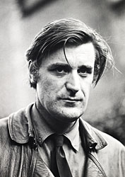 Ted Hughes image